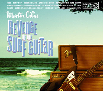Cover image from Revenge of the Surf Guitar