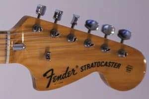 1972 Fender Stratocaster Black