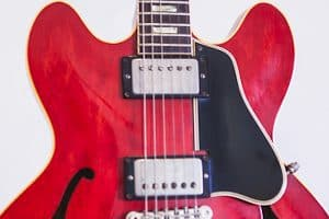 1964 Gibson ES335 Red