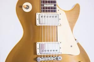 1958 Gibson Les Paul Gold Top