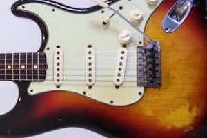 1962 Sunburst Fender Strat