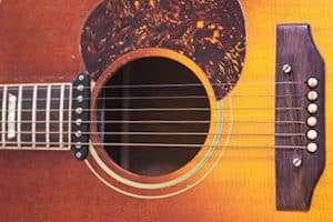 1970 Gibson J-160e, Sunburst