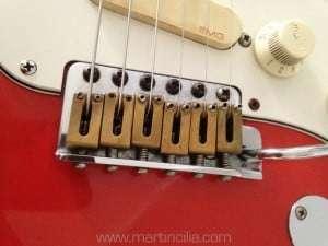 Fender Stratocaster 1962 Vintage Reissue Fiesta Red