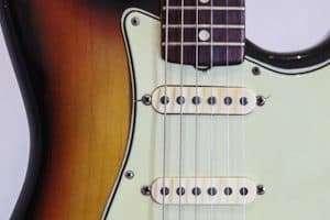 1965 Sunburst Fender Stratocaster