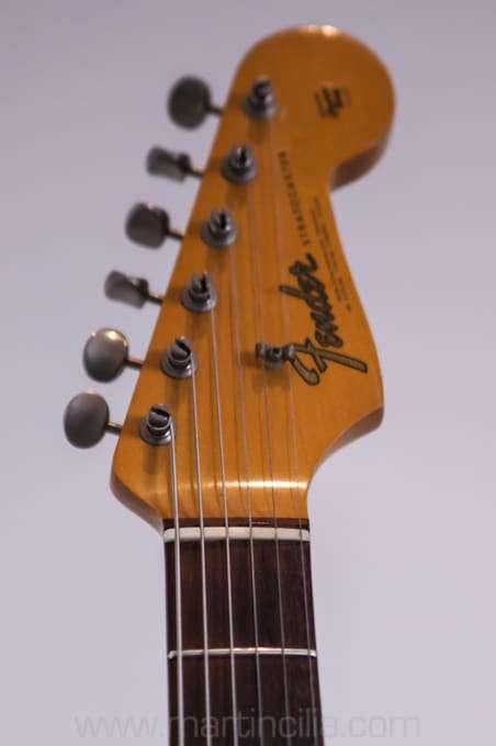 1965 Sunburst Fender Stratocaster (Serial Number L87419)