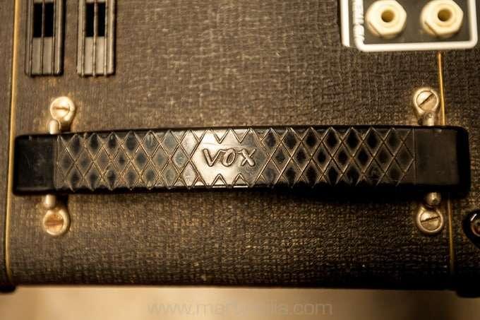 Vox AC30 Amp 1975 (serial number 75102163)