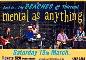 Mentals Beaches 15th March 2014