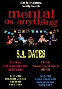 Mentals Adelaide July 2015