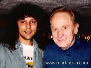 with-Les-Paul-1992