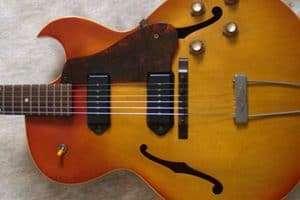 Gibson ES-125 TCD 1962 Sunburst