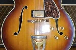 Gibson Super 400 CES 1960 Sunburst