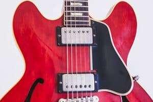 Gibson ES335 1964 Cherry Red
