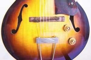 Gibson ES125 3/4 1958 Sunburst