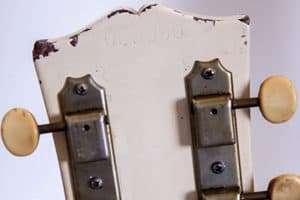 Gibson SG Junior 1967 White