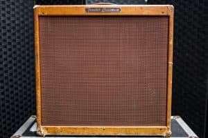 1958 Fender Bassman Amp