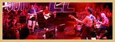 The Atlantics playing on Studio 22 on ABC TV in 2000.